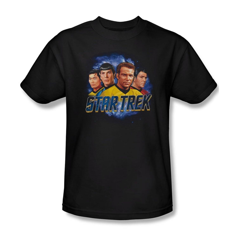 Star Trek - Mens The Boys T-Shirt In Black