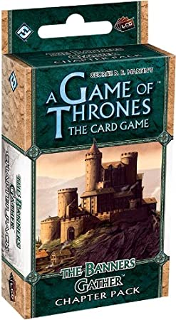 Amazon.com: A Game of Thrones: The Card Game - The Banners ...