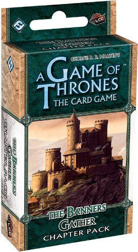 A Game of Thrones Lcg: The Banners Gather Chapter Pack: Amazon.es ...