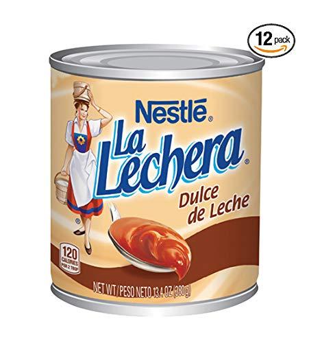 Amazon.com : La Lechera Dulce De Leche, 13.4-Ounce Container - 9 Pack : Grocery & Gourmet Food