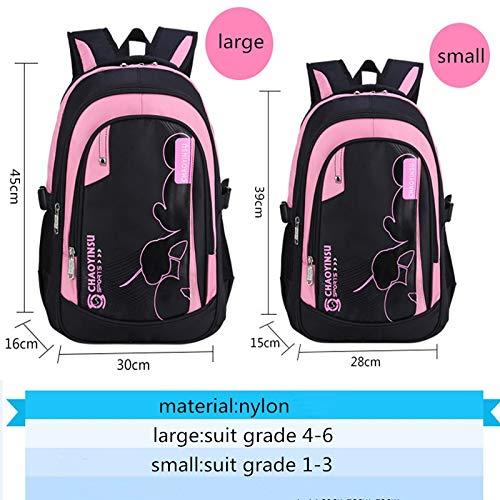 Amazon.com: Childer Schoolbag Teenager Primary Escolar Orthopedic Book Bags Waterproof Kids Satchel Mochila Infantil Knapsack Sac: Kitchen & Dining