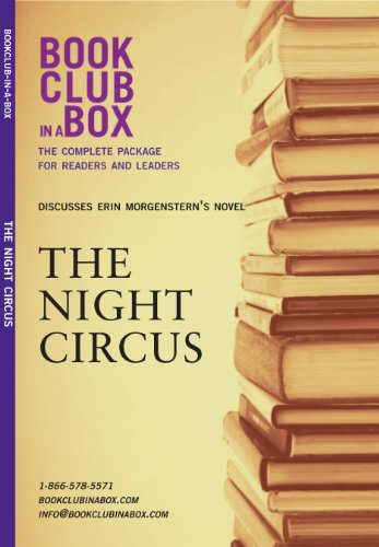 The Night Circus Erin Morgenstern Ebook