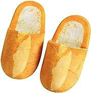 Affronta la giornata in un solo boccone iniziandola indossando queste simpaticissime pantofole a forma di panino!
