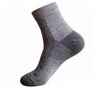 ODM Coolmax Outdoor Climbing Socks Light Gray S