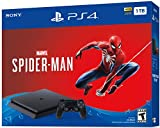 PlayStation 4 Slim 1TB Console - Marvels Spider-Man Bundle