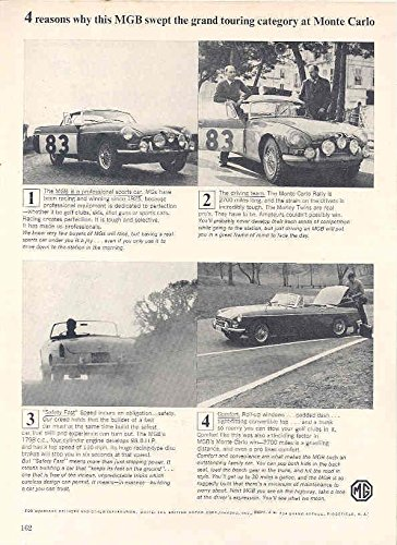 Review 1964 Sunbeam Alpine Auto