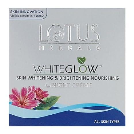 Buy Lotus Herbals White Glow Skin Whitening And Brightening