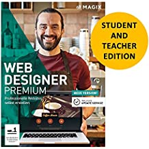 Magix Xara Web Designer Premium v15 for Students & Teachers