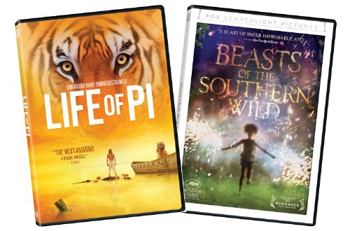 Life of Pi / Beasts of the Southern Wild (Two-Pack) (Wild Beast Of Southern)