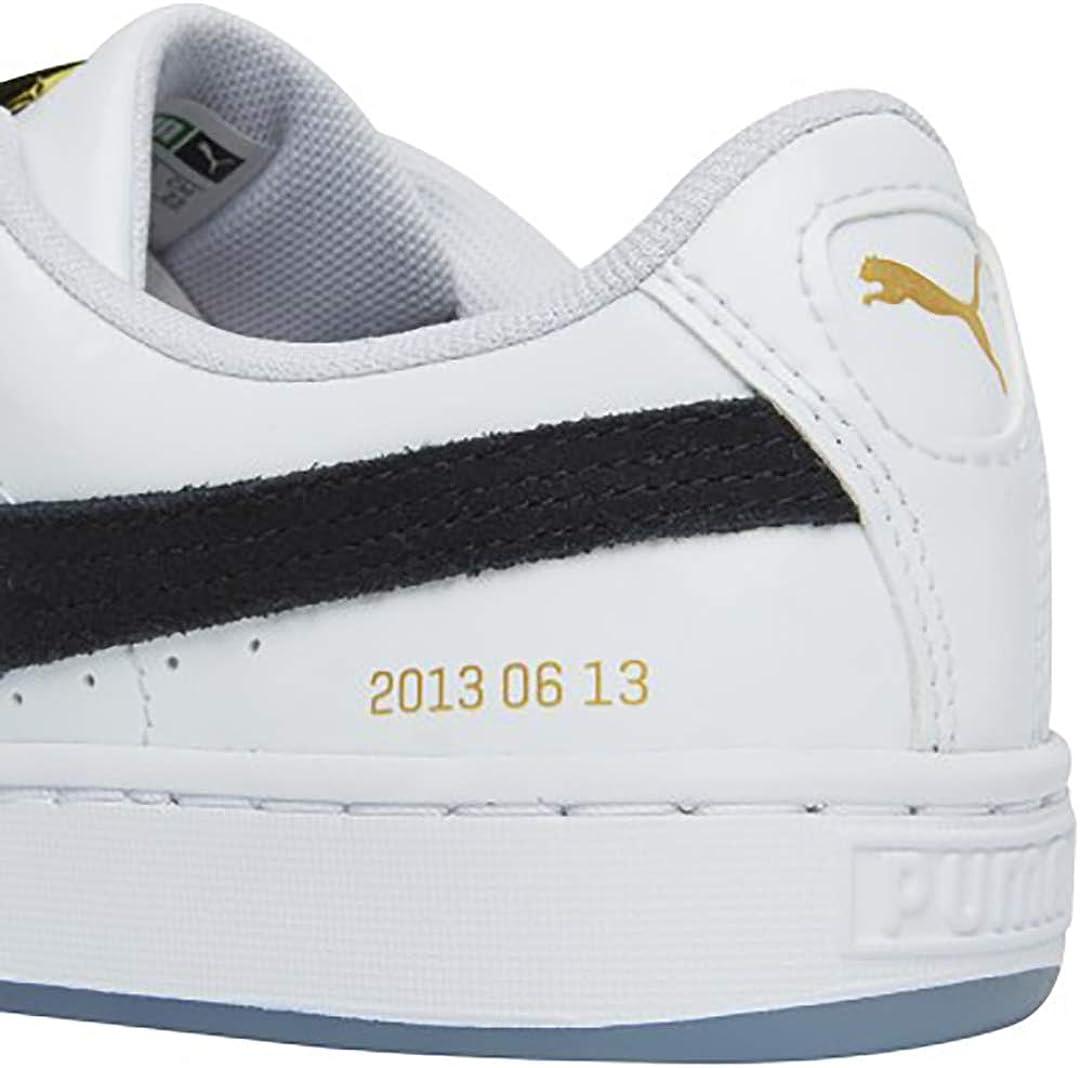Puma X BTS Basket Patent Shoes