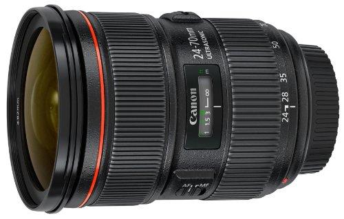 Canon Ef 24 70mm F 2 8l Ii Usm Standard Zoom Lens