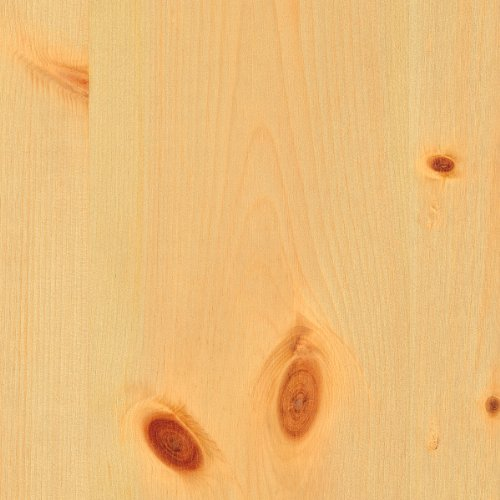 (Pine Wood Veneer Knotty 4'x8' 10 mil(Paperback) Sheet)