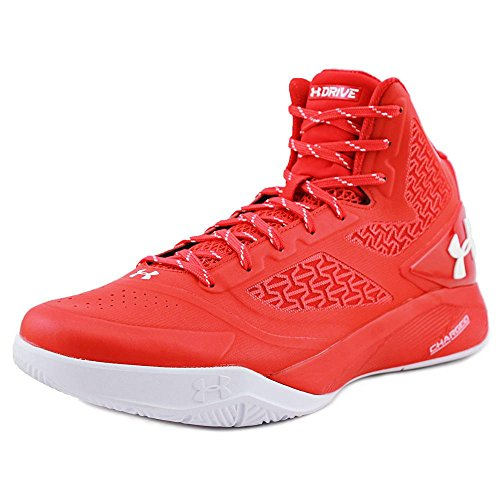 Under Armour Men's UA ClutchFit Drive 2 Basketball Shoes 13 Red (Premier Drive)