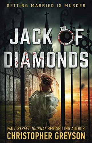 Jack of Diamonds: A Mystery Thriller Novel (Detective Jack Stratton Mystery Thriller Series)