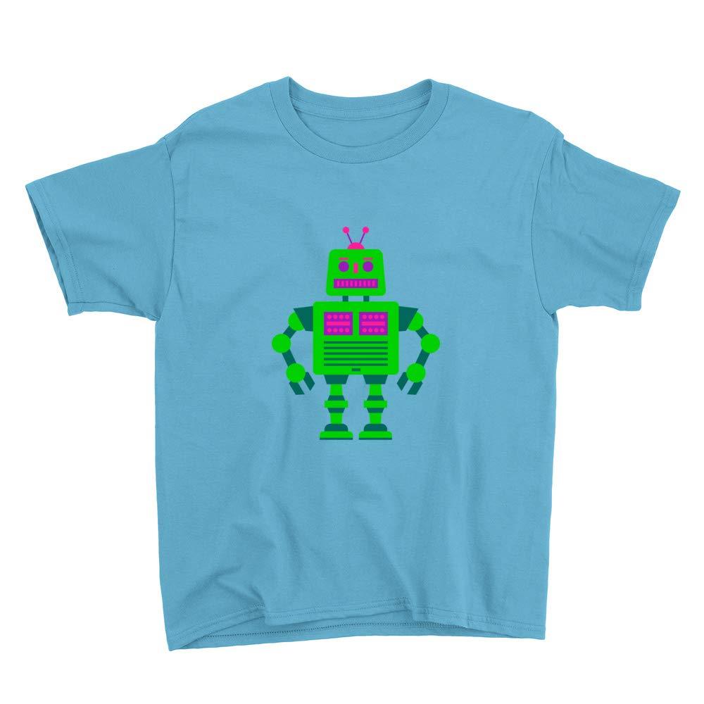 Venley Robot Youth T-Shirt