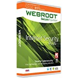 Webroot Internet Security Plus 2016 | 3 Devices | 1 Year | PC/Mac Disc