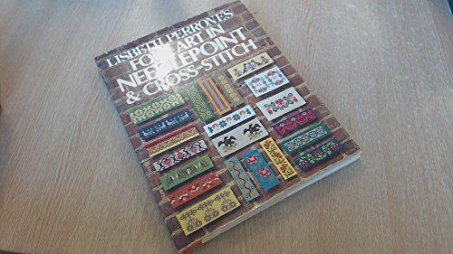Lisbeth Perrone's Folk Art in Needlepoint & Cross-stitch ()