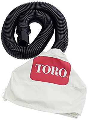 Toro 51502 Leaf Collection Blower Vac Kit, White