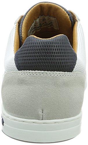 Pantofola Sneaker Weiß Uomo d'Oro Mondovi Bright Low White Herren PUwZPpqC