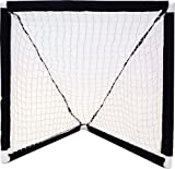 Champion Sports Mini Lacrosse Goal (Black)