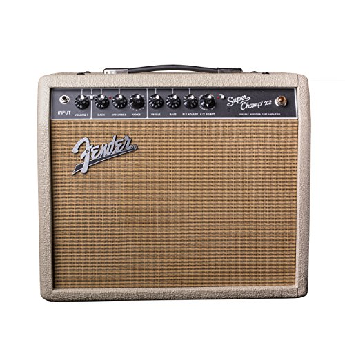 Fender Super Champ X2 G10 120V Dirty Blonde Tube Guitar Amplifier