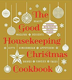 Book Cover: The Good Housekeeping Christmas Cookbook