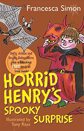 Horrid Henry Book Series