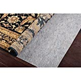 Superior Dual Felt Rug Pad (7'10 X 9'10) Pad Prevents Bunching and Slipping During Everyday Use for Safety