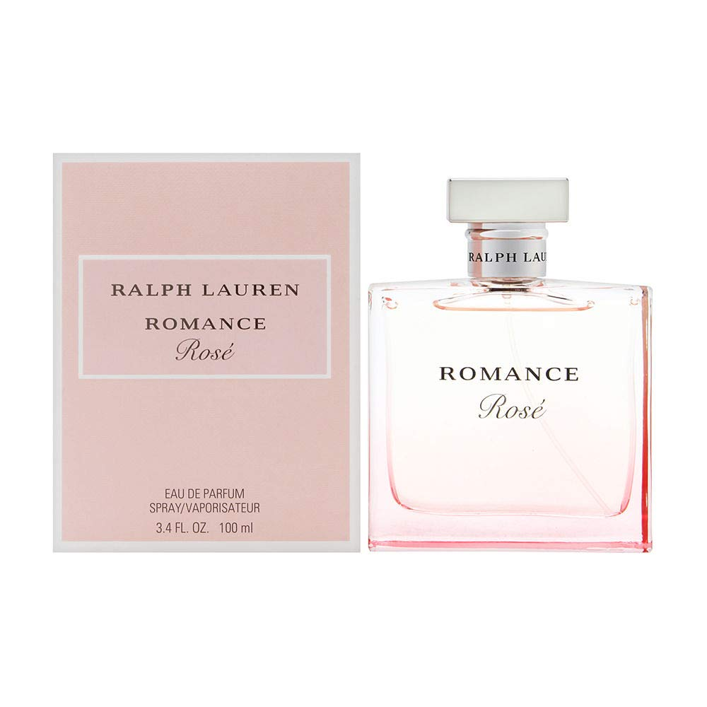 Ralph Lauren Romance Rose Eau De Parfum Spray For Women, 3.4 Fluid Ounce