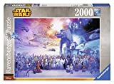 Ravensburger  Star Wars Universe 2000 pc Puzzle