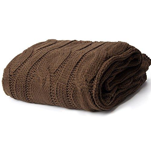 Battilo BTL15032-BROWN Knitted ()