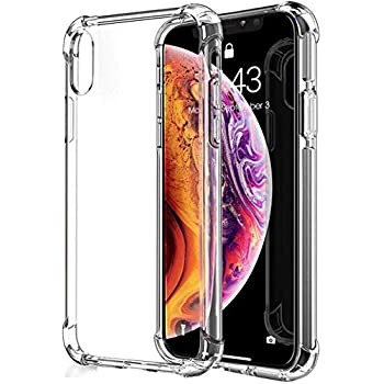Amazon.com: iPhone Xs Max Case, iPhone Xs Max Case Clear