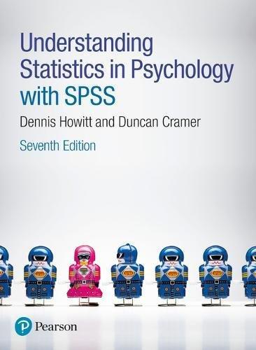 Understanding Statistics in Psychology with SPSS pdf epub