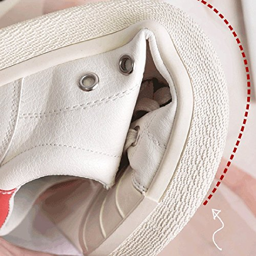 02 Nan Bianche cn35 Shoes Beat uk3 Colore Da Donna 5 Summer Scarpe Dimensioni Eu36 Street Travel rxvrqAn1