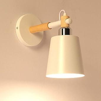 Moderne Poju Murale Restaurant Simple Art Lampe Fer Applique qzUVMpS
