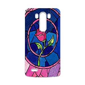 Unique beautiful pink flower Cell Phone Case for LG G3