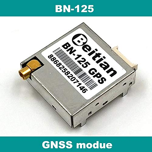 WuLian GPS GLONASS Dual Module TTL 1PPS GPS Module BN-125 Replace M-87 GR-87 M87 GR87