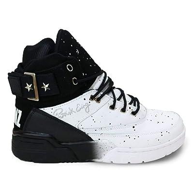 purchase cheap f7bfc 8f5af Patrick Ewing Athletics 33 HI x 2 Chainz Black White Silver 1EW90188-222