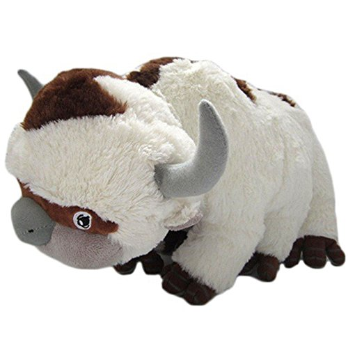 [Avatar: The Last Airbender Aang Appa Sky Bison Stuffed Doll Plush 20
