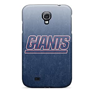 CristinaKlengenberg Samsung Galaxy S4 Protector Hard Cell-phone Cases Support Personal Customs Realistic New York Giants Pattern [mXE5424bENi]