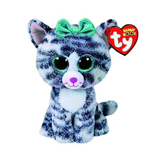 Ty Beanie Boos Quinn Exclusive CAT ()