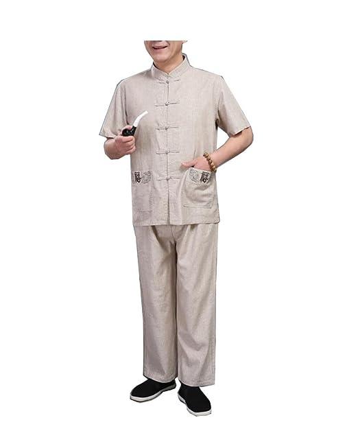 Ju Shi Tai Chi Ropa Nacional de Mediana Edad de Lino Tang ...