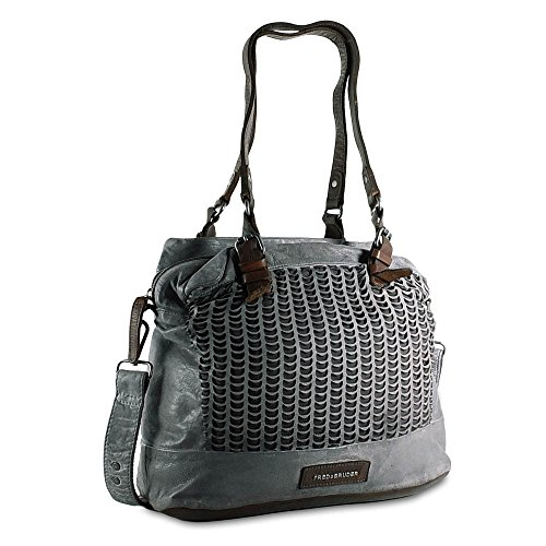 FREDsBRUDER, Mellow, 116-12 Smiling Fish Collection, charcoal (29), Handtasche charcoal