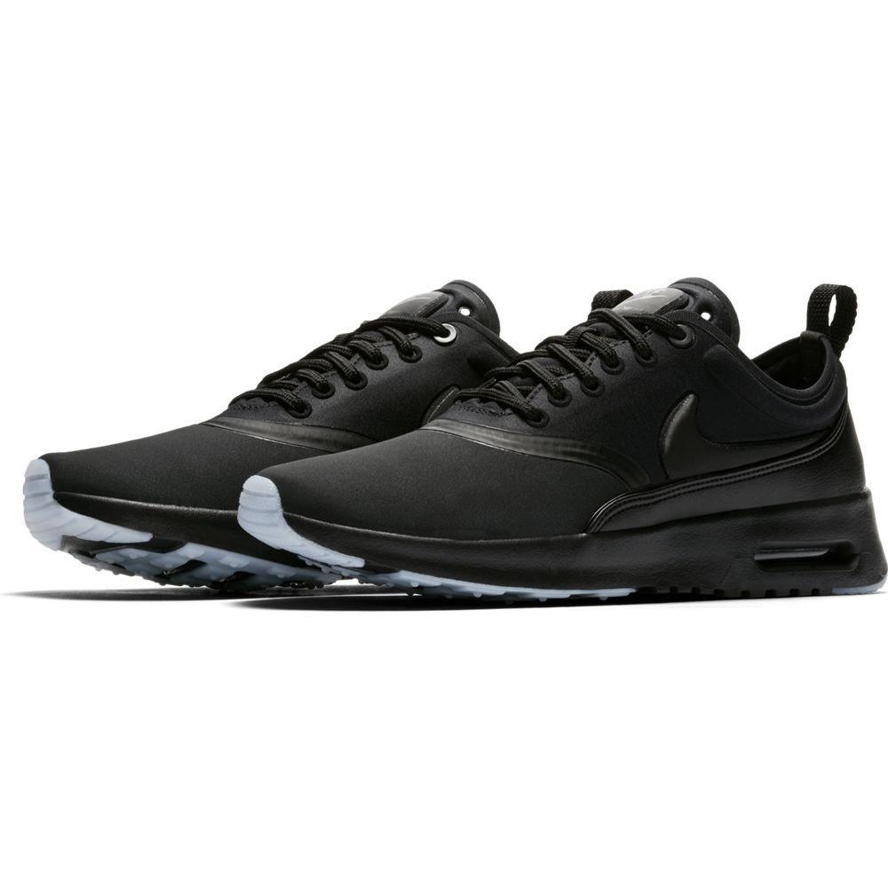 sports shoes 108d8 2abc1 Nike Women s Air Max WMNS Thea Premium 848279-005 Trainers  Amazon.co.uk   Shoes   Bags