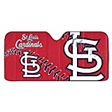 Team ProMark St. Louis Cardinals Auto Sun Shade 59x27