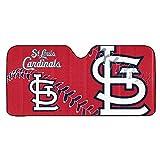 Team ProMark St. Louis Cardinals Auto Sun Shade 59x27