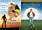 Universal Classic Baseball Collection Field of Dreams (Two-Disc Anniversary Edition) & The Rookie (Full Frame) 2-Movie Bundle