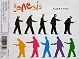 Never a time [Single-CD]