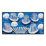 The Diamond Collection for 50 Party Accessory (1 count)