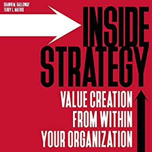 Inside Strategy Audiobook
